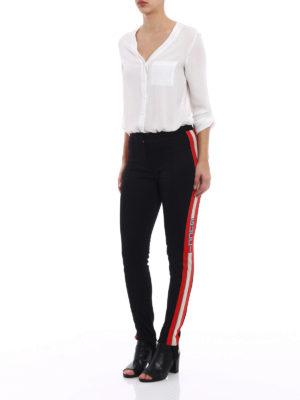 Gucci: leggings online - Technical jersey leggings