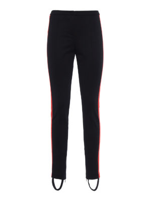 Gucci: leggings - Technical jersey leggings