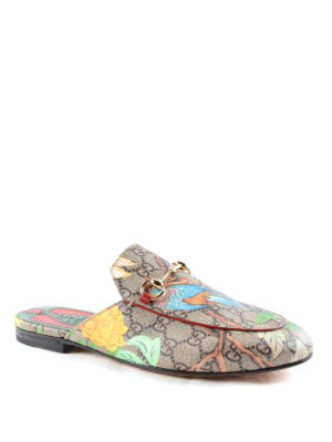 Gucci: Loafers & Slippers online - Princetown Tian slippers