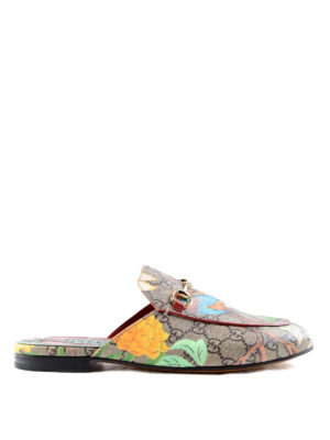 Gucci: Loafers & Slippers - Princetown Tian slippers