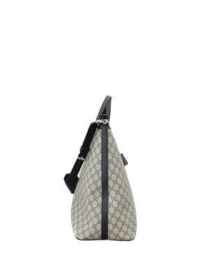 Gucci: Luggage & Travel bags online - Web detail GG Supreme canvas bag