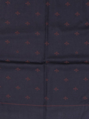 Gucci: scarves online - Bees and stars wool silk scarf