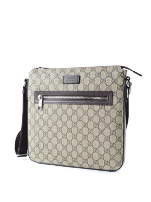Gucci: shoulder bags online - Original GG canvas messenger