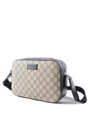 Gucci: shoulder bags online - Original GG canvas shoulder bag