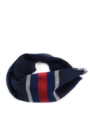 Gucci: Stoles & Shawls - Baku web shawl