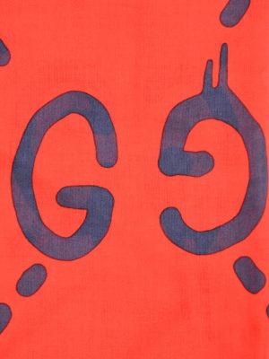 Gucci: Stoles & Shawls online - Gucci Ghost shawl