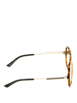 Gucci: sunglasses online - Acetate mask sunglasses