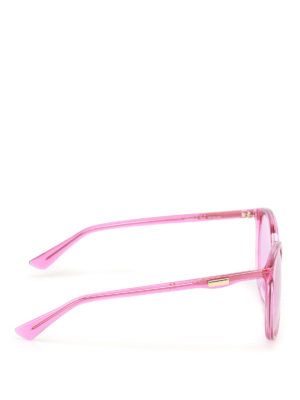 Gucci: sunglasses online - Fuchsia sunglasses