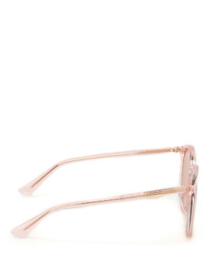 Gucci: sunglasses online - Light orange sunglasses