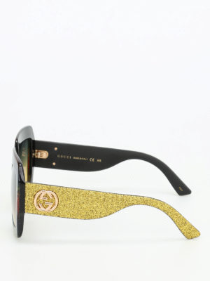Gucci: sunglasses online - Rainbow over sunglasses