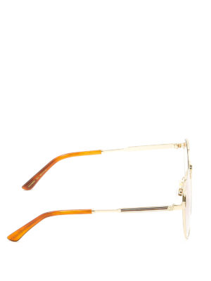 Gucci: sunglasses online - Round frame sunglasses