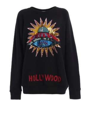 Gucci: Sweatshirts & Sweaters - Hollywood sweatshirt