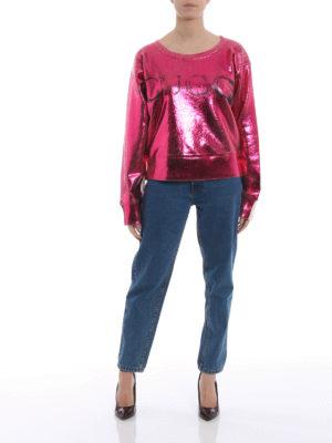 Gucci: Sweatshirts & Sweaters online - Coated over sweatshirt