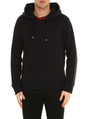Gucci: Sweatshirts & Sweaters online - Knitted Web detail sweatshirt