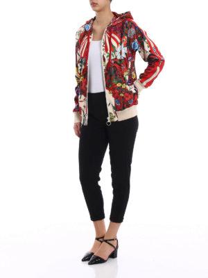 Gucci: Sweatshirts & Sweaters online - Nature print hoodie