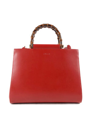Gucci: totes bags - Nymphaealeather tote