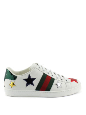 Gucci: trainers - Ace sneakers