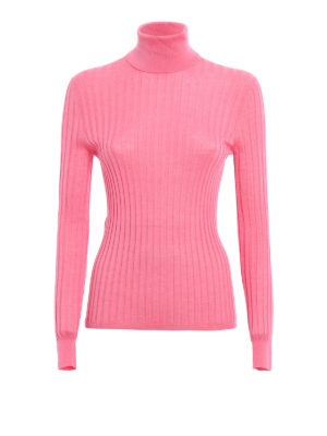 Gucci: Turtlenecks & Polo necks - Wool and silk slim turtleneck
