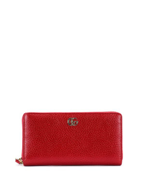 Gucci: wallets & purses - Double G leather wallet