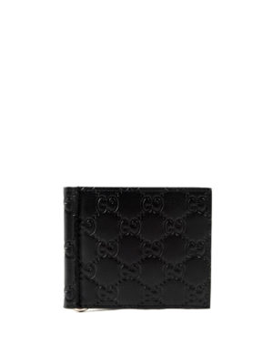 Gucci: wallets & purses - Guccissima leather wallet