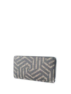 Gucci: wallets & purses online - Caleido print GG Supreme wallet