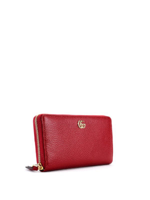 Gucci: wallets & purses online - Double G leather wallet