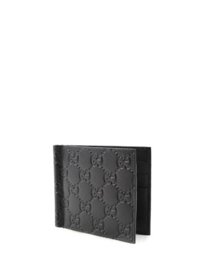 Gucci: wallets & purses online - Guccissima leather wallet