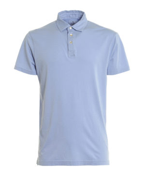 Hackett: polo shirts - Cotton jersey polo shirt
