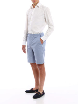 Hackett: Trousers Shorts online - Poppytooth short trousers