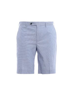 Hackett: Trousers Shorts - Poppytooth short trousers
