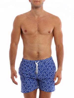 HARTFORD: Costumi piscina e boxer online - Boxer da mare fantasia palme