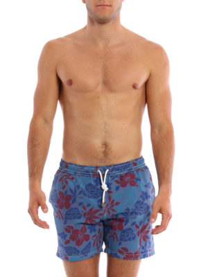 Hartford: Swim shorts & swimming trunks online - Floral print swim shorts