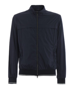 Herno: bombers - Air-Tech innovative bomber jacket