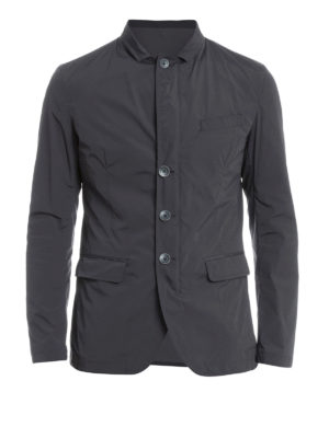 Herno: casual jackets - Blazer-inspired high-tech jacket