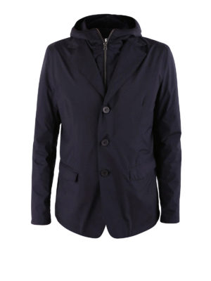 Herno: casual jackets - High tech- fabric jacket