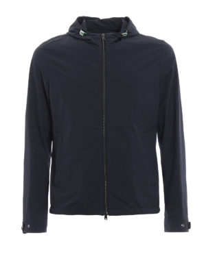 Herno: casual jackets - High-tech fabric jacket