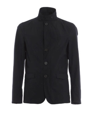 Herno: casual jackets - Laminar field jacket