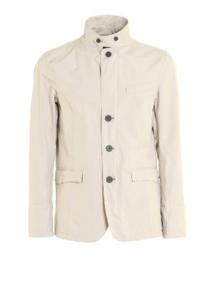 Herno: casual jackets - Laminar field jacket