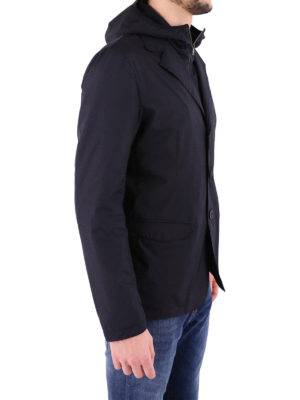 Herno: casual jackets online - High tech- fabric jacket