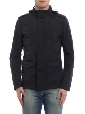 Herno: casual jackets online - High-tech fabric jacket