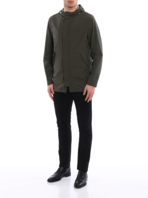 Herno: casual jackets online - High-tech fabric windproof jacket