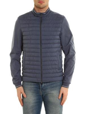 Herno: casual jackets online - Matte nylon bomber jacket