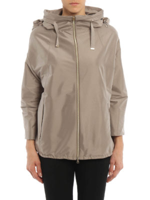 Herno: casual jackets online - Stretch technical fabric jacket