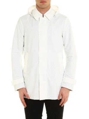 Herno: casual jackets online - Waterproof long jacket
