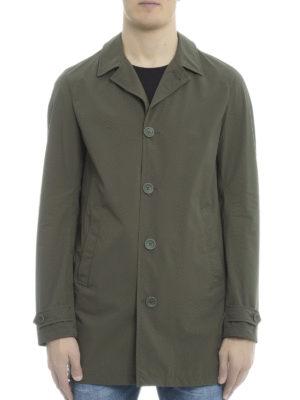 Herno: casual jackets online - Waterproof matte nylon jacket
