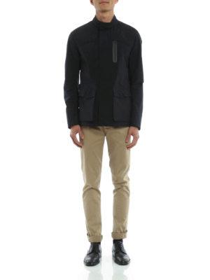 Herno: casual jackets online - Zip Laminar jacket