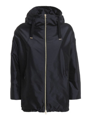 Herno: casual jackets - Stretch technical fabric jacket