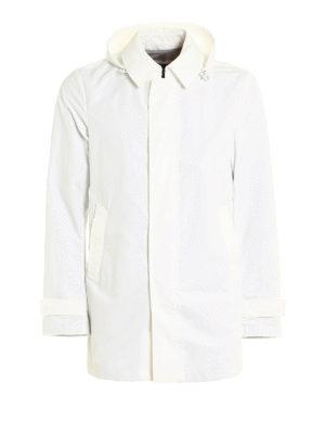 Herno: casual jackets - Waterproof long jacket