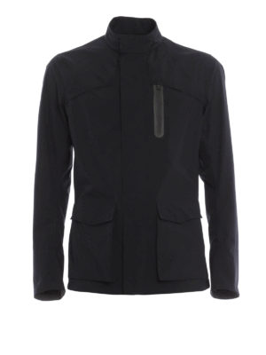 Herno: casual jackets - Zip Laminar jacket
