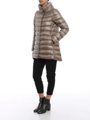 HERNO: cappotti imbottiti online - Piumino Amelia ultraleggero